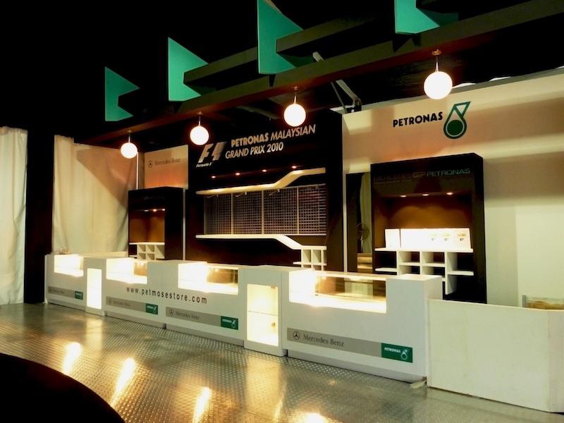 Petronas GP 2010 (SIC Welcome Centre)