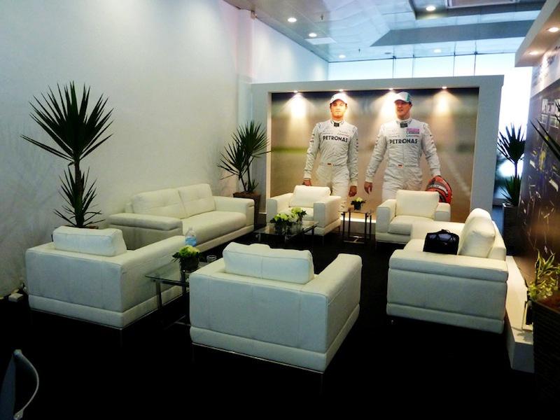 Petronas GP 2011 (Paddock VIP)