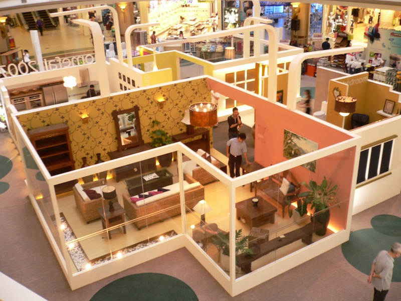 Home Fair 1 Utama Shopping Mall