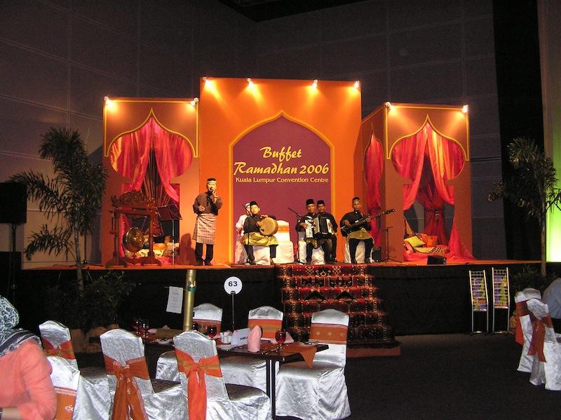 Kuala Lumpur Convention Centre Ramadan Feast